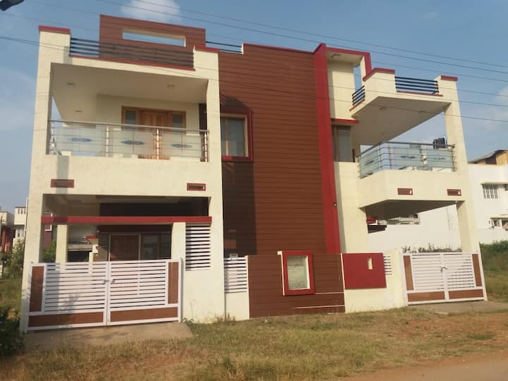 Mysore BnB 3- Serene Location near Ring road