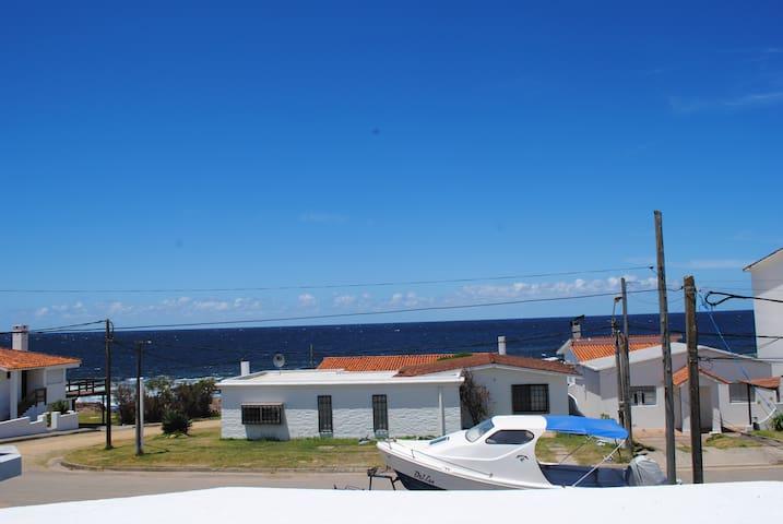 Apto cerca del faro vista al mar - La Paloma - Departamento