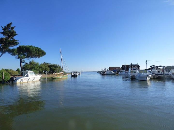 Bassin d'Arcachon, villa détente et souvenirs...