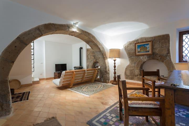 Casa dell'Archetto in the heart of Orvieto