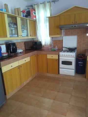 This is my beautiful kitchen