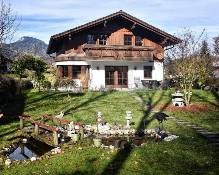 Ferienhaus Grubhof - gemütlich, geräumig u. Garten