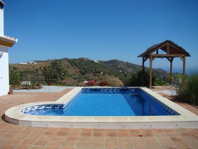 Casa Centenillo - preiswertes Ferienhaus - Málaga - Ev