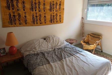 Chambre dans appartement près du centre