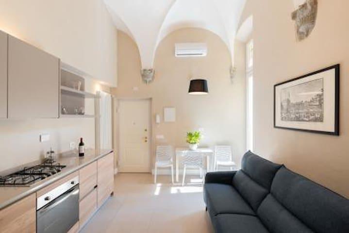 Borgo Pinti Garden suite Florence