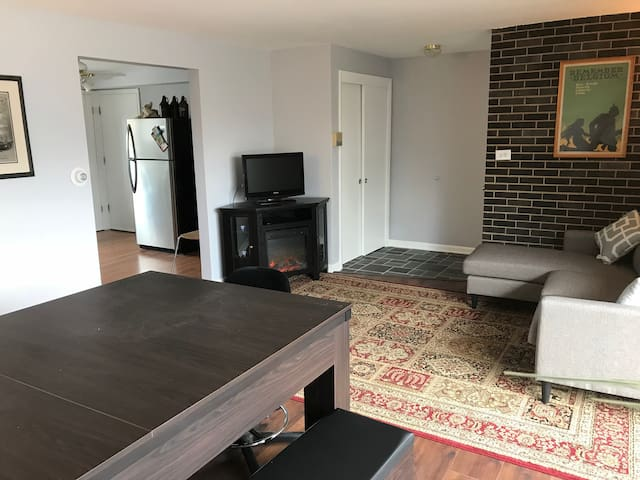 Entire Condo in downtown Oak Park
