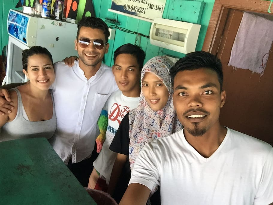 Tq..for coming petani beach chalet in perhentian kecil