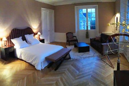 4 suites au Château de La Faye - Ménétréol-sur-Sauldre - Schloss