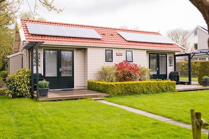 Tuinhuis-appartement in de buurt van Amsterdam