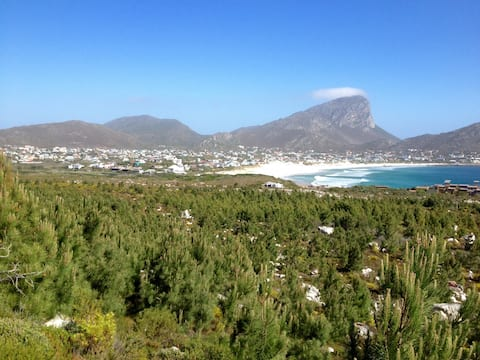 Pringle Bay Beach Front Apartment.
