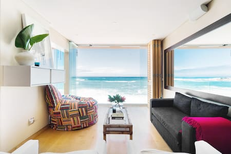 Breathtaking Oceanfront Apartment on Clifton Beach
