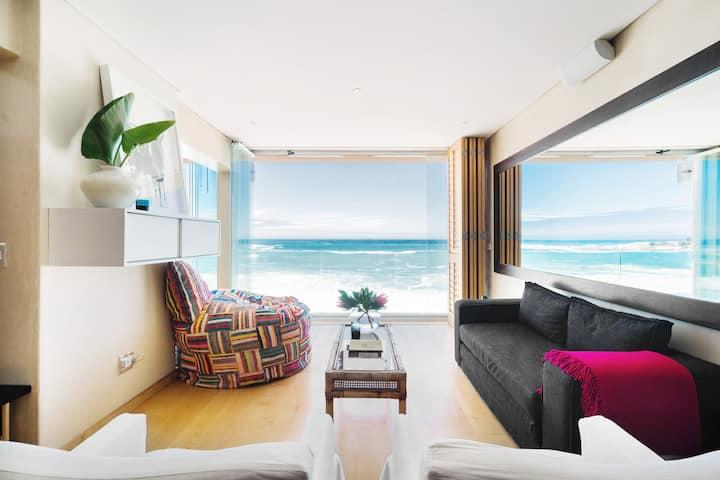 Breathtaking Oceanfront Apartment on Clifton Beach