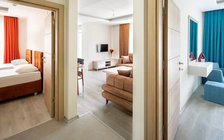 Sitti Apart Hotel / Daire: 8