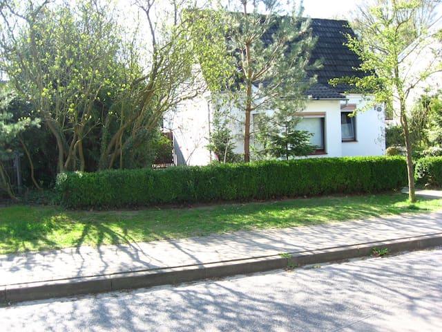 idyllisches Ferienhaus - 21244 Buchholz OT Nähe HH
