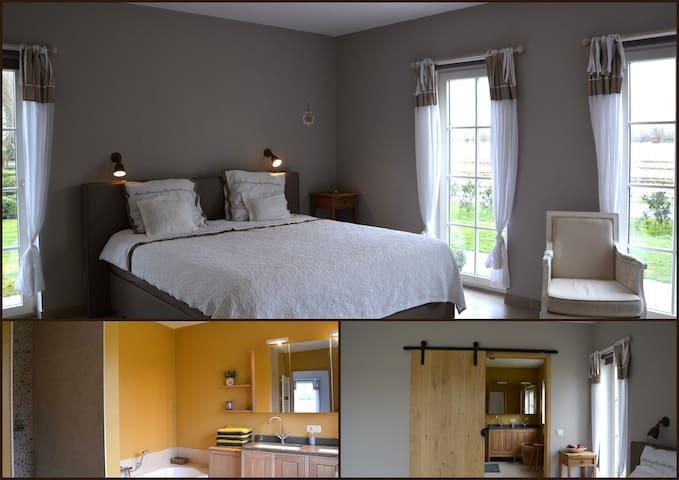 Landelijke woning met alle comfort voor 12 gasten