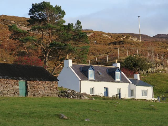 Culduie Cottage, Applecross