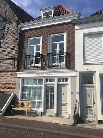 HUYS OOSTERSCHELDE - 2 personen - Zierikzee - Apartemen