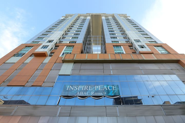 Safe and Clean Condo very close to ABAC University - Bangkok