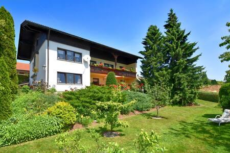 Appartement Sylvan à Arnschwang avec jardin
