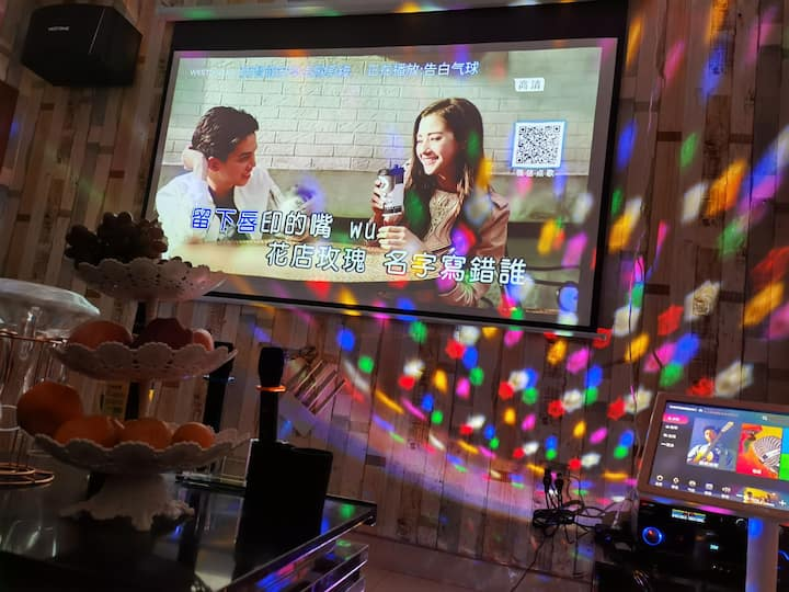 西塘独栋别墅轰趴整租(KTV.私影.麻将棋牌.烧烤.垂钓.会议.聚餐)
