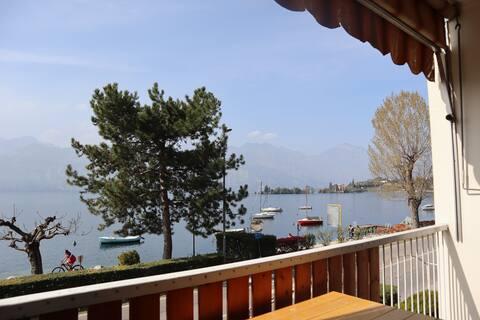 Apartamento do lago