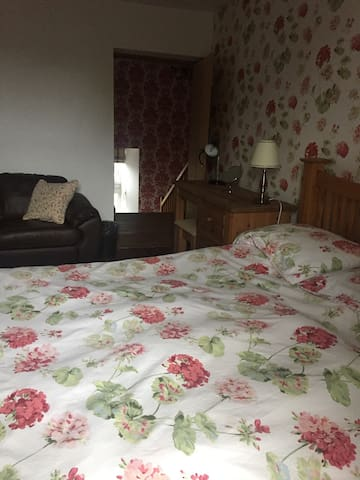 Hall Carleton Farm Double Room - Holmrook  - Casa