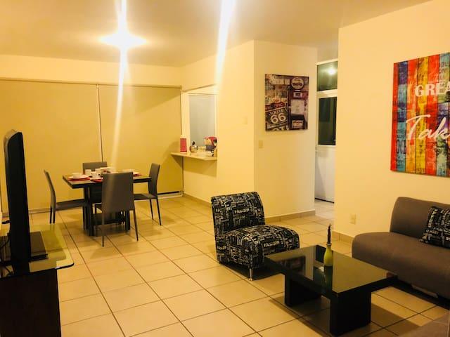 Departamento Real San Anton Cuernavaca centro