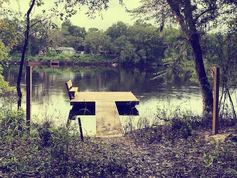Suwannee River Seclusion