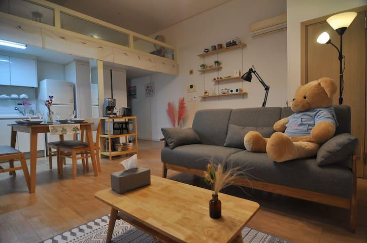 OPEN SALE big & luxury [5 min. Bupyeong station] - Bupyeong-gu - Apartamento