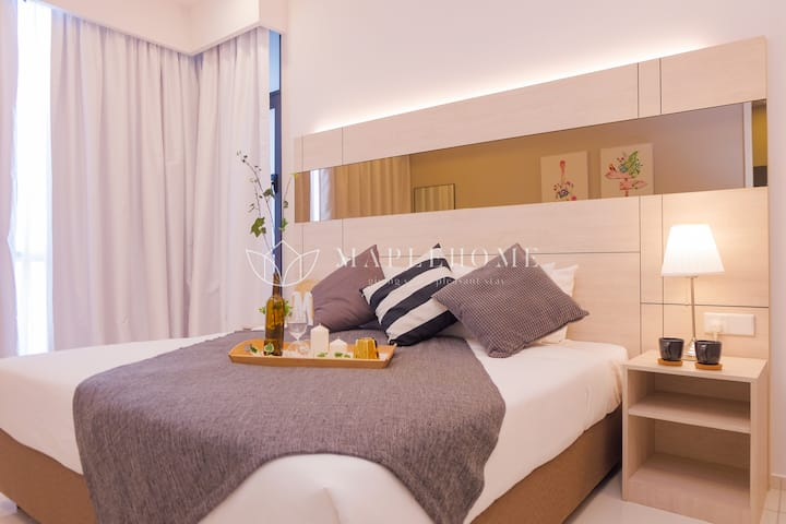 Private, Modern Ensuite in KL Downtown City Center