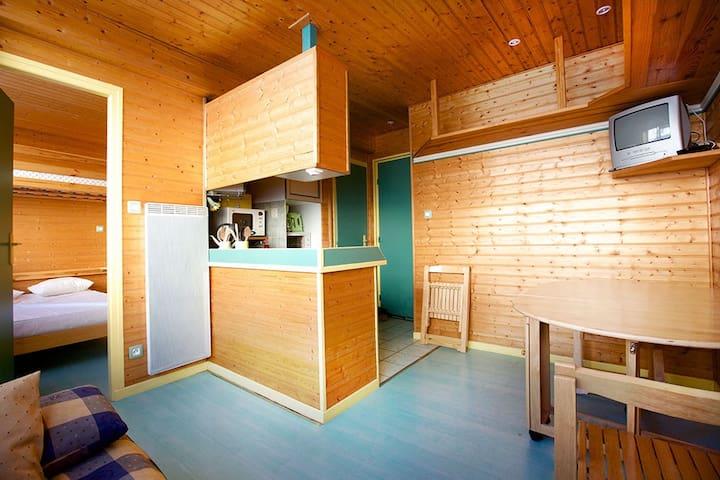 Apartment-La cabane d'Engaly-Ensuite