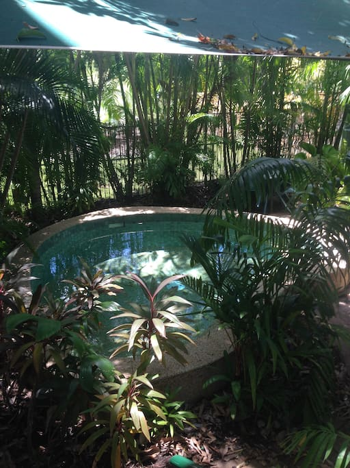 1 of the 2 Pools availble for guests use