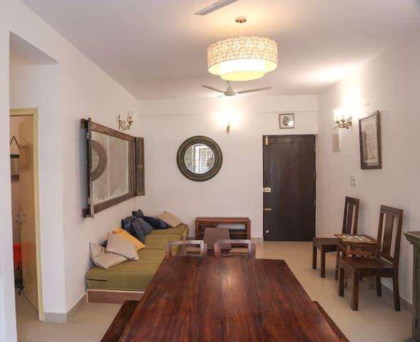 The Apartment # 5 - Bangalore - Appartement
