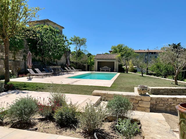 Maison d'architecte Vue exceptionnelle piscine
