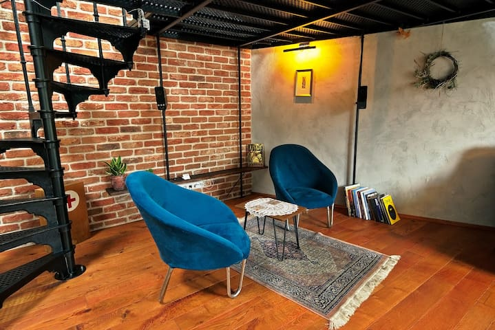 Unique Studio Loft in the heart of Kraków