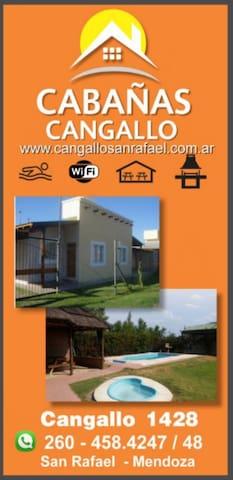 Cabañas Cangallo 1