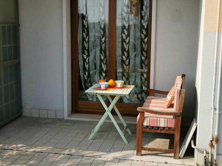 Horus Apartment -Appartamento con giardino privato