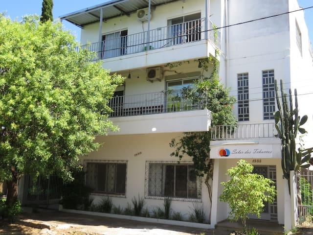 Solar dos tchuccos hostel - bela vista