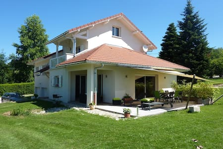 Maison entre lac d'Annecy et Lac Léman - Cruseilles - Casa