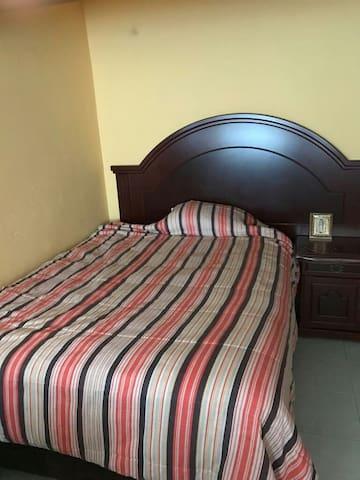Habitación sencilla dentro de casa - Ciudad de México - Huis