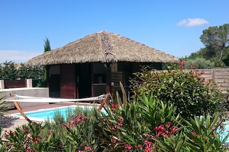 Villa COCOON *** adult only - piscine - Roquefort-les-Pins - Hus