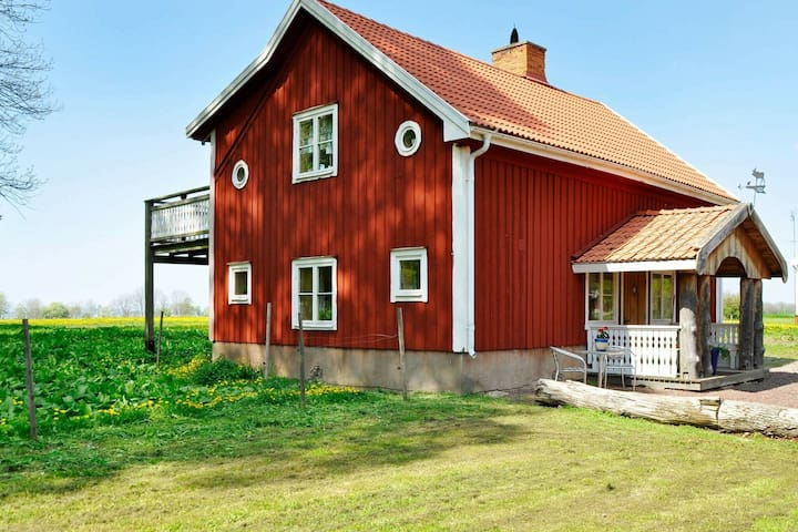 8 person holiday home in GRÄNNA
