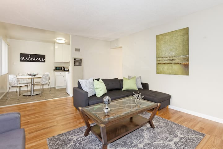 Lake Merritt Newly Renovated 2BR
