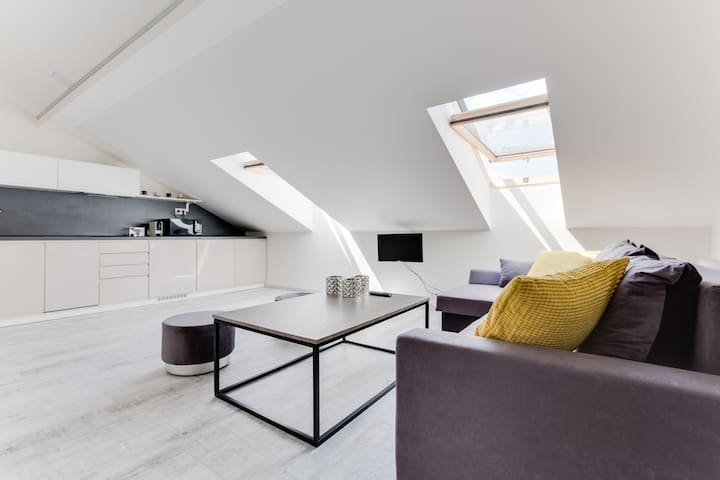 Apartmán Strakonická