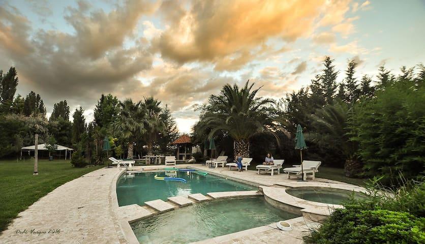 Cabañas Vistalba en Mendoza (Family)