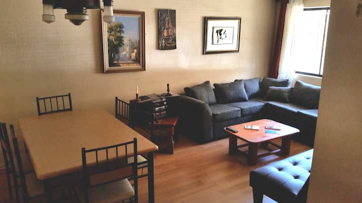 COZY JUST RENOVATED FLAT IN AN EXCLUSIVE LOCATION!