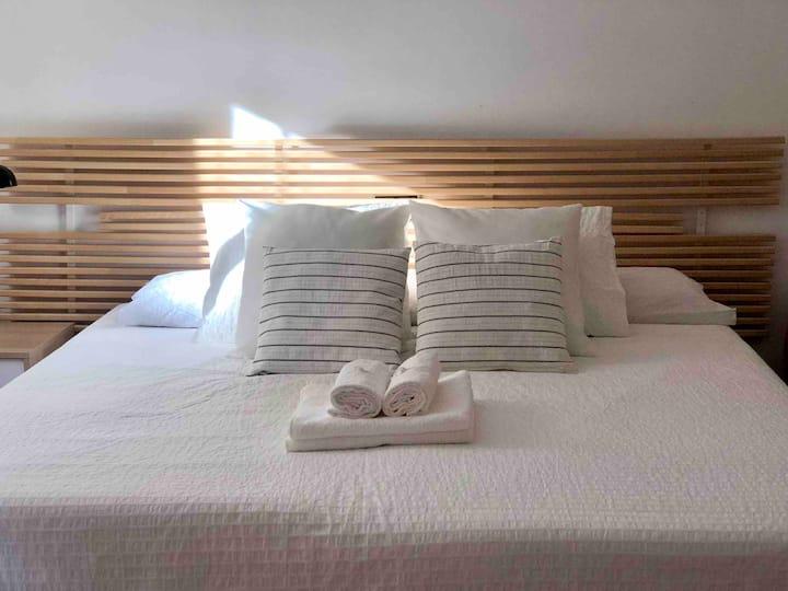 Habitación en apartamento en el corazón de Murcia