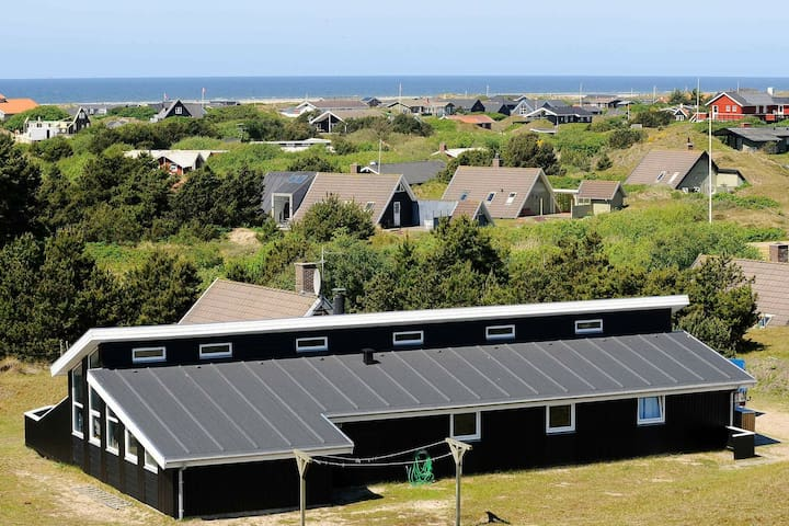 Modern Holiday Home in Fanø With Private Whirlpool