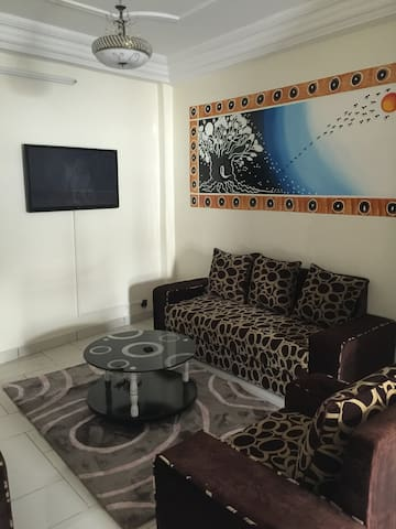 Fully furnished Apartment Located in Dakar