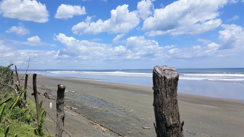 Ocean Front House & Yoga Deck - Casa SurFin